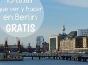 cosas hacer GRATIS Berlín!