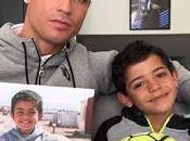 Cristiano Ronaldo solidario niños sirios
