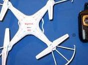 Volando dron juguete SYMA X5C1