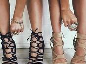 Tendencia calzado primavera 2016: Lace Shoes
