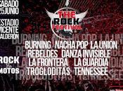 Rock Festival Madrid 2016: Burning, Unión, Nacha Pop, Danza Invisible, Frontera, Guardia, Rebeldes...
