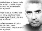 Centenario Blas Otero: poeta social comprometido