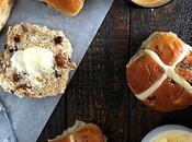 Panecillos Pascua ingleses {Hot cross buns}