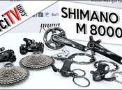 nuevo Shimano M8000 tiendas Mammoth