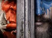 Afiches, tráiler imágenes cinta Warcraft