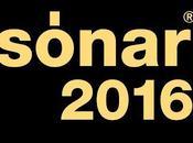 Última tanda confirmaciones Sónar Festival 2016