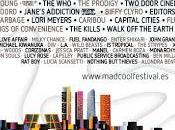 Cool Festival 2016: Who, Garbage, Editors, Kills, Odell, Digitalism, Xoel López...
