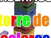 Torre colores JUEGO