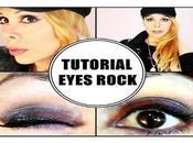 ROCKSTAR EYES Makeup Tutorial