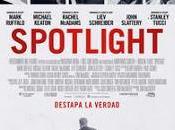 "Descubre fenómeno ""Spotlight"""