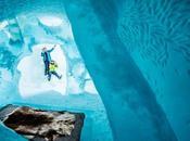 Icehotel: iglú grande mundo está Jukkasjärvi, Suecia