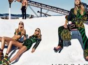 Versace campaña primavera/verano 2016