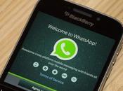 WhatsApp dara servicios BlackBerry Nokia