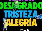 """nuevo Disney Pixar llega pronto, """"INTENSA-MENTE""""."""