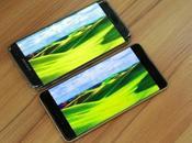 Ulefone Future marcos fotos comparado Samsung Galaxy Edge