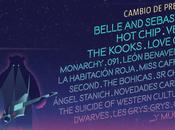 Confirmaciones Festival 2016