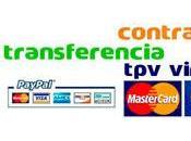 Formas pago tienda online e-commerce