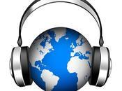 Escuchar música gratis Internet