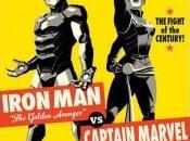 Marvel Comics revela tie-ins para Civil