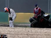 semana gris para McLaren, Button tuvo rendimiento Alonso horrible accidente