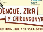 SSSalud: Prevension DENGUE, ZIKA CHIKUNGUNYA