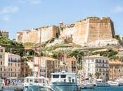 Bonifacio, viaje ciudad suspendida isla Corcega