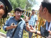 Perú: Reportero agredido camarógrafo