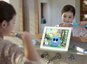 Philips Sonicare Kids connected, cepillo dental inteligente.