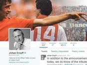 Duelo fútbol mundial muerte Johan Cruyff