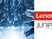 Lenovo Juniper anuncian asociación nivel global