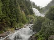 días Austria. Valle Otzal Cascadas Stuibenfall