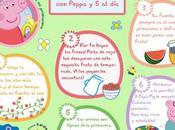 Consejos Peppa Asociación para alimentación primaveral
