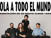 Hola todo mundo presenta disco Madrid