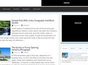 Airwolf Blogger Template