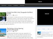 Airwolf Blogger Template