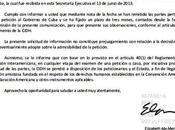 #CUBA Admitida CIDH denuncia violación DDHH Ángel Santiesteban