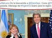 Obama Kerry recomiendan Macri para América Latina
