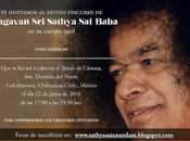 Invitacion divino discurso bhagavan sathya baba cuerpo sutil