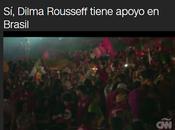 descobriu apoio Brasil Dilma