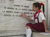 niña cubana apasionada José Martí Fotos)