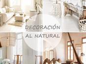 Decoracion natural