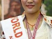Yifan Campeona mundial ajedrez 2010