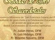 Padre julián heras, franciscano hispanoperuano