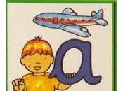 Fichas Infantiles Alfabeto Dactilológico