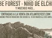 Últimas Confirmaciones Atlantic Fest 2016