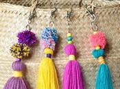 Cómo decorar cesta mimbre
