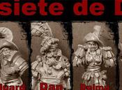 Miniaturas Nuevos Héroes imperiales