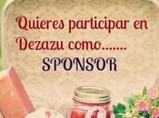 Quieres Participar Dezazu como Sponsor?