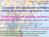 """TALLER MOVIMIENTO COMO MEDIO EXPRESIÓN COMUNICACIÓN"""" Mercedes Ridocci Abril Segovia"""