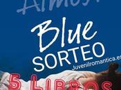 MEGA SORTEO: ejemplares Almost Blue (EDEBÉ)